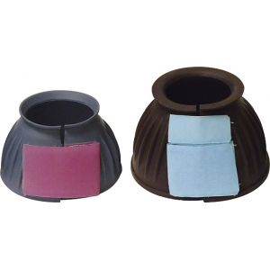 Cloches fermeture double velcro