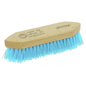 "Hippo-Tonic Dandy Brush ""Pour un cheval de princesse"""