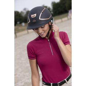 Pro Series Hybrid Pink Gold helmet