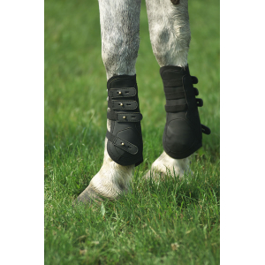 Synthetic Jumptec tendon boots