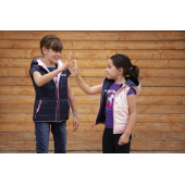 Gilet réversible EquiI-Kids Jade - Enfant