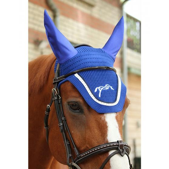 Bonnet chevaux Pénélope Point sellier