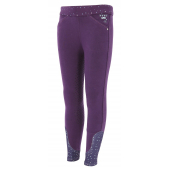 Pantalon Equi-Kids Pull-On Pégase silicone - Enfant