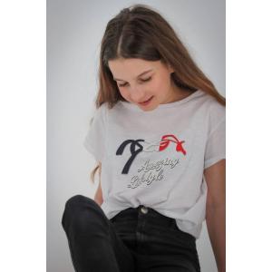 Pénélope T-Shirt French Moby