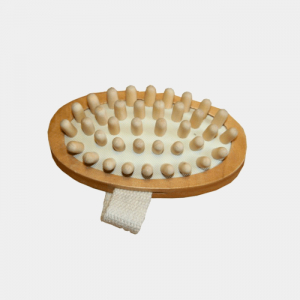 Borstiq Round Massage Brush