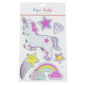 Stickers Equi-Kids 3D