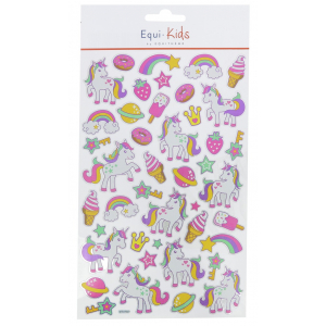 Stickers Equi-Kids Licorne