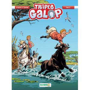 Triple Galop - BD : Tome 12