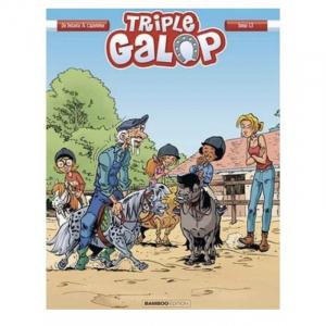 Triple Galop - BD : Tome 13