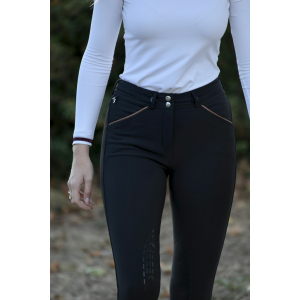 Pénélope Breeches with saddler stitching - Children