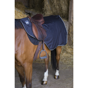 Riding World Wasserdichte Fleece Futter Nierendecke