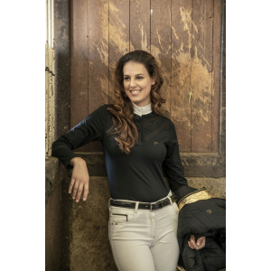 EQUITHÈME Polo Shirt with...