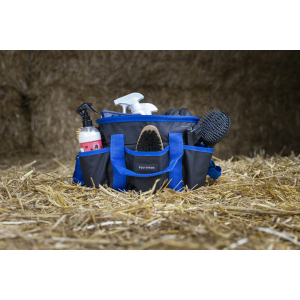 Multi pockets grooming bag