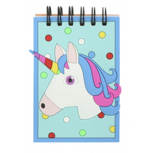 Equi-Kids Unicorn Notebook