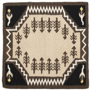 Westride Sioux Navajo Sattle pad by Franck Perret