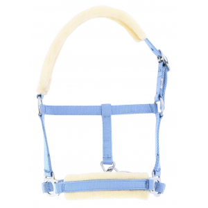 Norton Synthetic Sheepskin Foal Halter