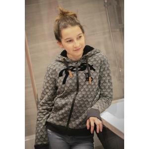 Pénélope Rosy hoodie - Children
