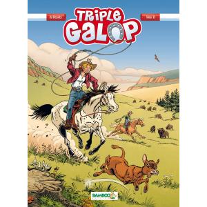 Triple Galop - BD : Tome 10