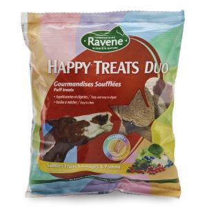 Friandises Ravene Happy Treats duo