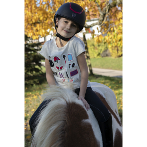 T-shirt Equi-Kids Naomi - Enfant