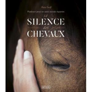 Livre Le Silence des Chevaux éditions Amphora chez Padd