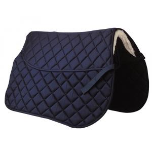 Schabracke mit Tasche für Sattelunterlage