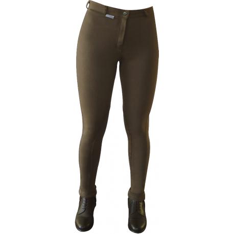 Déplacer la zone de sélection sur l image et visualiser le détail dans le  cadre de droite. Pantalon Belstar Brighton - Femme. Descriptif 2d6c3e255f18