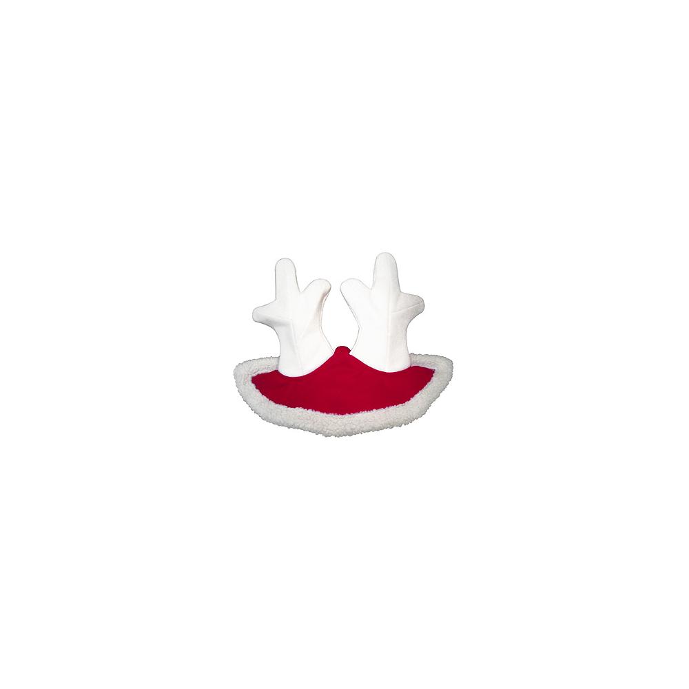 Bonnet oreilles EQUITHÈME Noël en forme de bois de renne