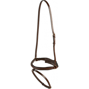 "ERIC THOMAS ""Pro"" thin Swedish noseband"