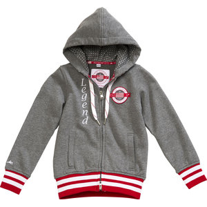 "EQUITHÈME ""CSI 5*"" zip sweatshirt"